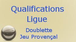 doublette jeu provençal