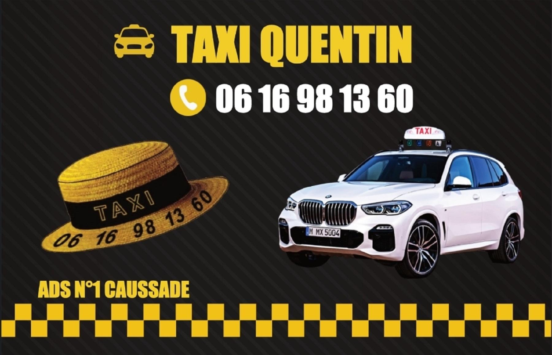 Logo Taxi Quentin